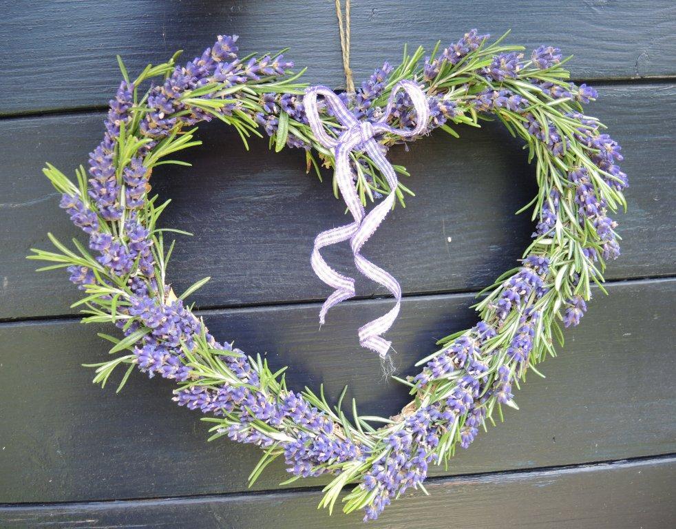 Lavendel Deko (9)