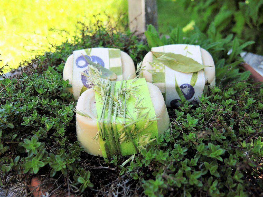 Seife Olivenöl (2)